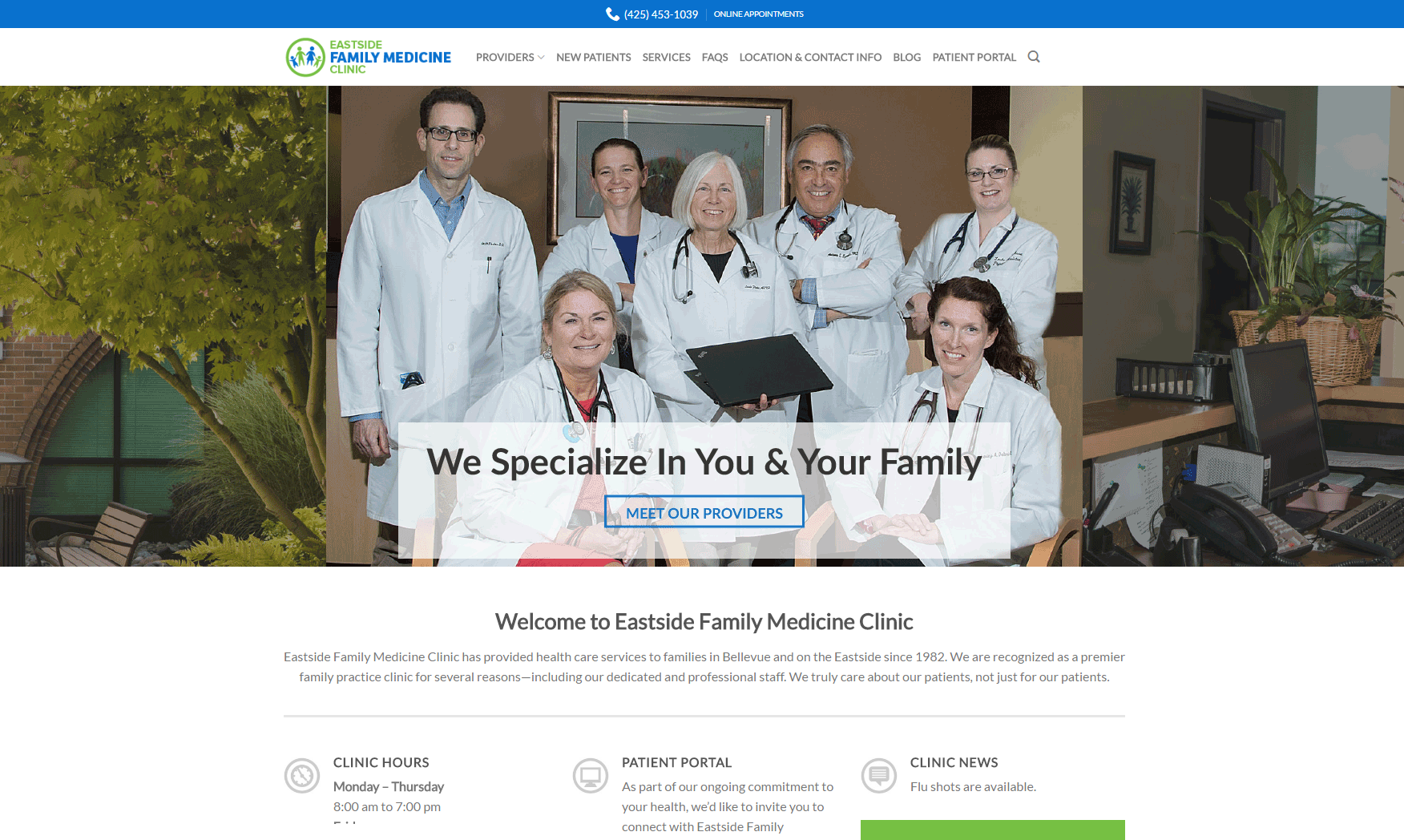 Eastside Family Medicine Clinic