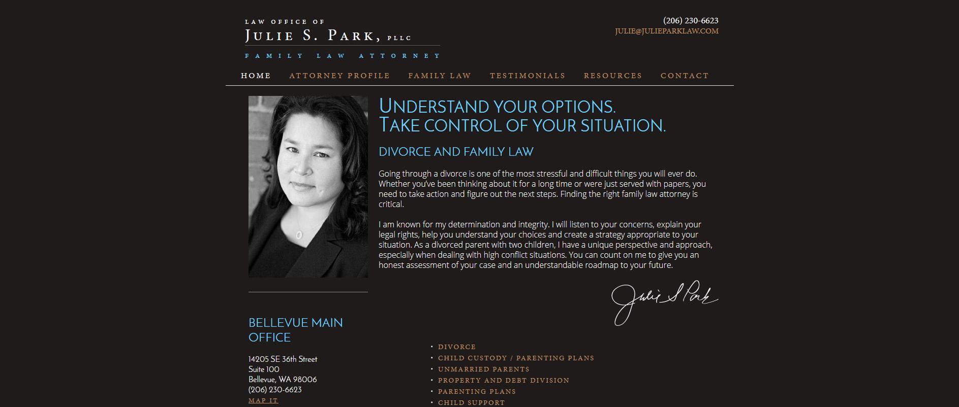 Julie Park Law