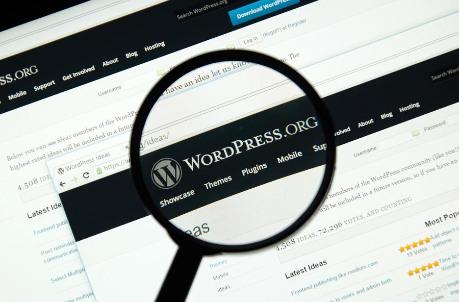 Hillclimb Design WordPress